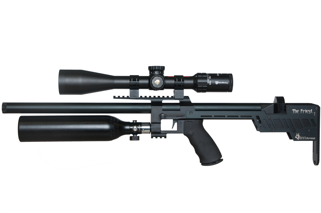 RTI Priest 2 with scope